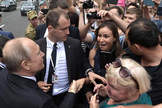 «У Путина был период с 2000 по 2003 годы, когда большинство населения его по-настоящему любило, я помню горящие глаза в фокус-группах»