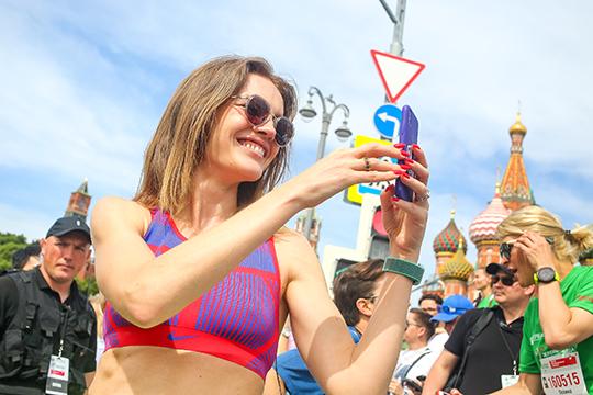 Российское отделение специальной Олимпиады зарегистрировано в 1999 году. Игры в России активно поддерживает модель Наталья Водянова
