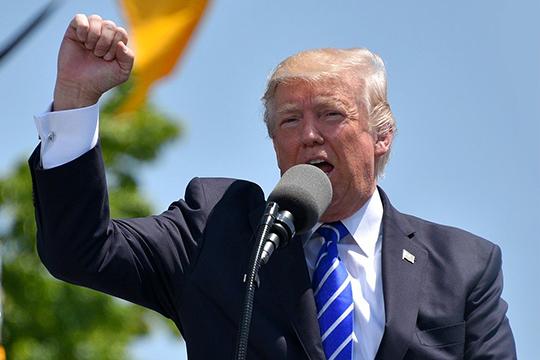 Президент США Дональд Трамп собирался полностью сократить финансирование организации в 2018–2020 годах, но его план по бюджету не одобрил Конгресс