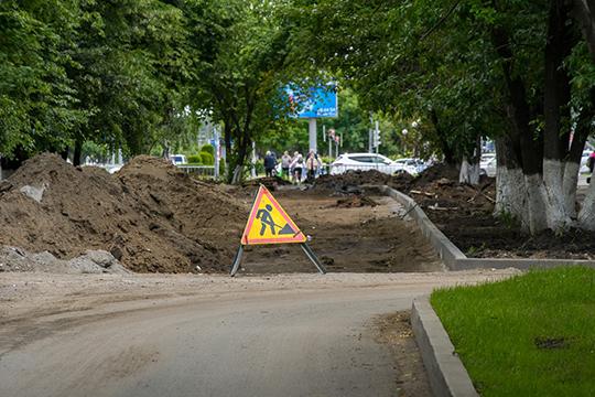 «Набережным Челнам всегда выделяется серьезное финансирование для того, чтобы мыпривели впорядок наши дороги. 2020-й год нестал исключением»