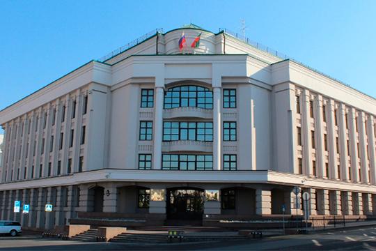 Вшаге отупразднения оказался один изсимволов суверенитета Татарстана— Конституционный суд республики