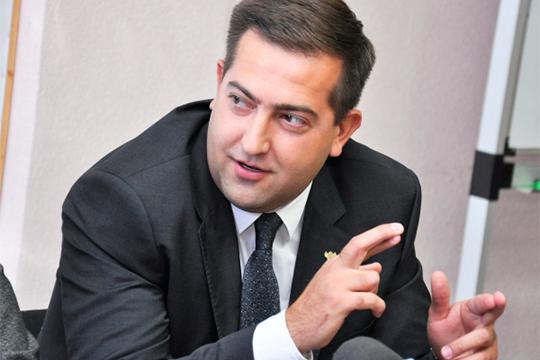 Айнур Миннеханов