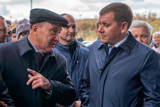 «Марат Готович в нашу работу не вмешивается, но мы чувствуем его большую поддержку как вице-спикера Госсовета»