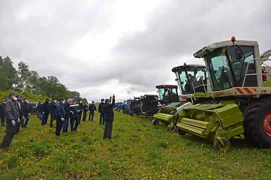 «Для фермеров сегодня много программ, в которых они могут принять участие»