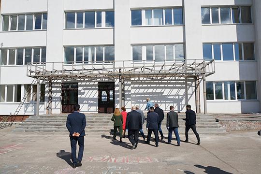 В заключение своего объезда Магдеев побывал в полилингвальном детском саду №34 «Золотая рыбка», который расположен в 29-м комплексе