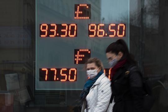 «Как видите, Россия опять лидирует среди всех нефтедобывающих стран по масштабу девальвации валюты»