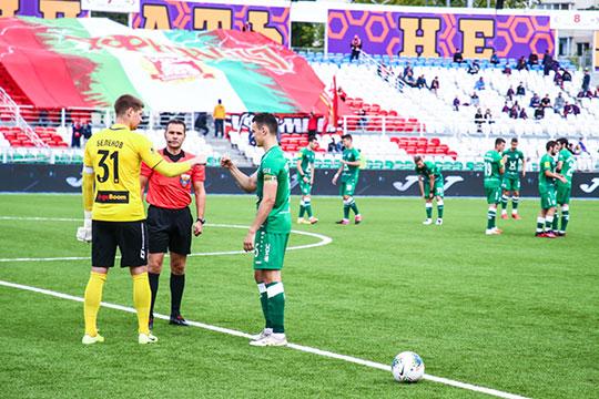 «Рубин» и «Уфа» сыграли вничью — 0:0. Для татаро-башкирского дерби это самый привычный счёт: четыре из пяти последних матчей закончились именно так