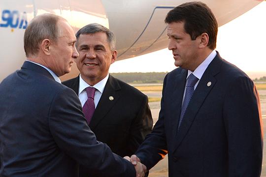 Сегодня президент РФВладимир Путинподдержал предложение оргкомитета «Победа» оприсвоении звания города Трудовой доблести Казани