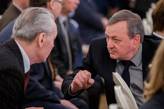 Председатель комитета РТ по социально-экономическому мониторингу Валерий Кандилов принес по итогам 2019 года в семейную копилку 3,3 млн рублей