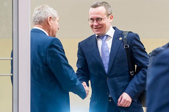 Глава госкомитета РТ по тарифам Александр Груничев заработал 3,6 млн рублей, супруга — 1,9 млн рублей