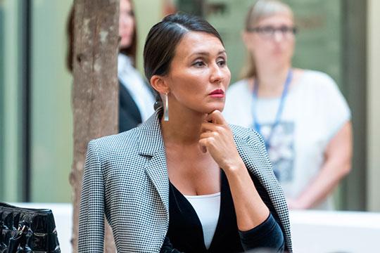 Опубликован доход руководителя пресс-службы президента РТ Лилии Галимовой — 1,445 млн рублей
