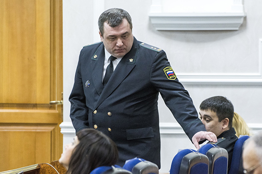 Намерен восстановиться на службу после сокращения экс-замруководителя ФССП по РТ Сергей Плющий