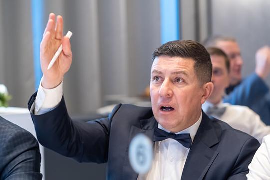 На36,4млн пополнился семейный бюджет семьи генерального директора «Аква Регион»Евгения Вайнера