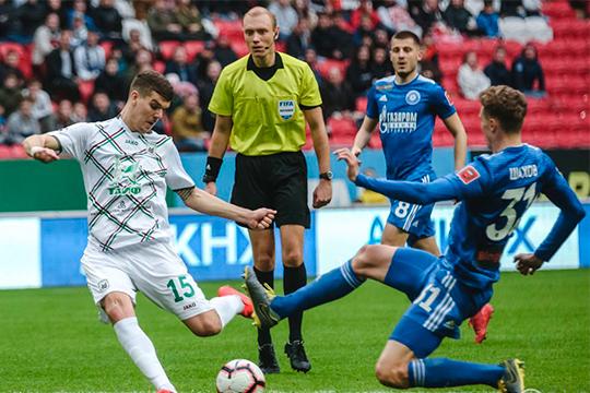 «Оренбург» сегодня направил письмо в Казань с просьбой о переносе футбольного матча