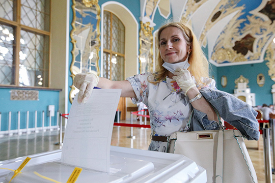 Еще одно из последствий голосования по Конституции — возможное замораживание любых проектов по объединению регионов РФ