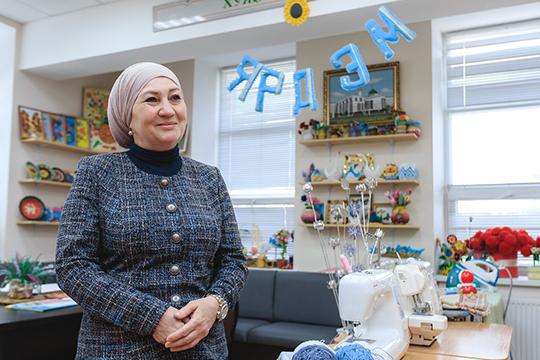 Малика Гельмутдинова, фонд «Ярдэм»: «Меня называют мамочкой 13 детей»