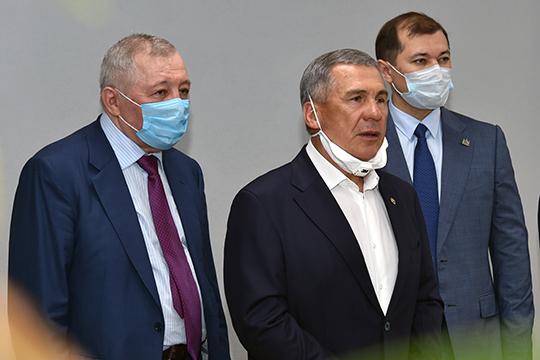 Топ-100 бизнес-элиты РТ: стресс-тест для Маганова итайная победа Шигабутдиновых
