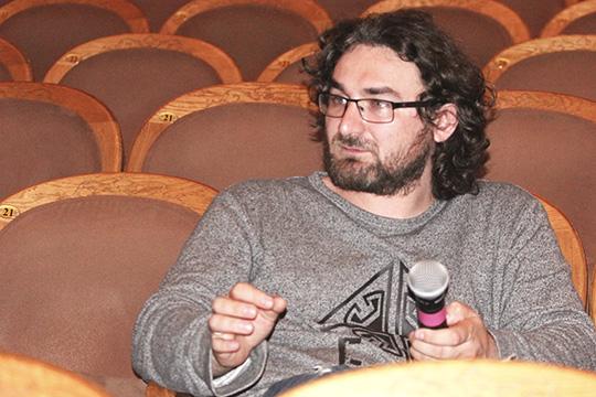 Ильгиз Зайниев:«Изрежиссеров ябы предложил Марселя Салимжанова. Аиздраматургов унас немного обделенным остается Тази Гиззат»