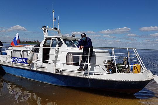 «Рыбинспекция — это одна из реально действующих структур на водоеме, которая работает без оглядки на начальников разного уровня»