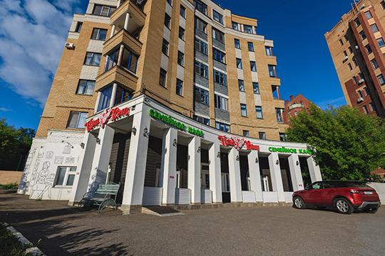 Семейное кафе «ПанКот» на улице Калинина хозяйка выставила на продажу почти за 7 млн рублей вместе с товарным знаком