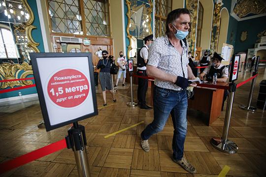 «Именно экономика будет приносить России растущую социальную турбулентность. Не политика, не Конституция, не всевозможные голосования, — это всё рябь на воде»