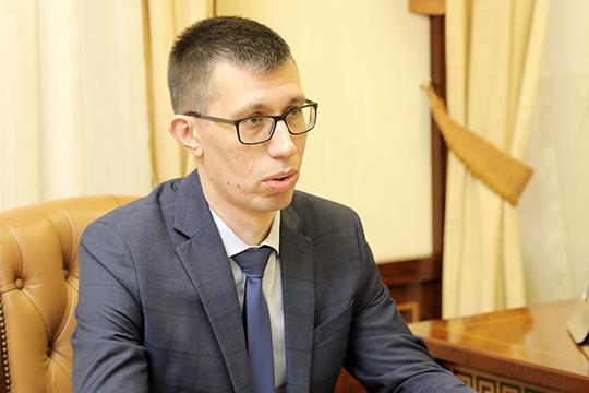 Управление федеральной службы судебных приставов по РТ возглавил 41-летний Анвар Закиров