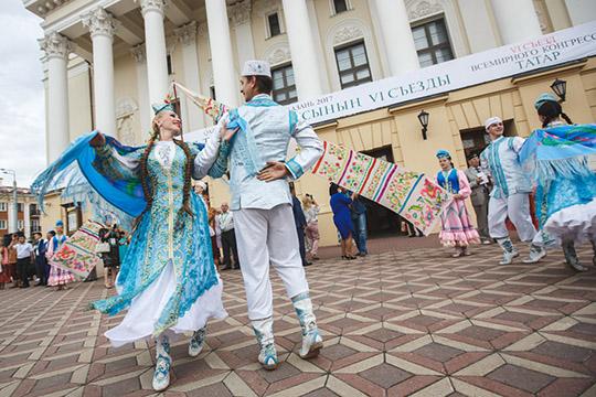 «Конгресс татар, я думаю, это не та структура, которая отвечает за родной язык. Его задачи — консолидация татарского этноса, вопросы самосознания и так далее. Хотя, конечно, престиж языка — это тоже одна из задач ВКТ»