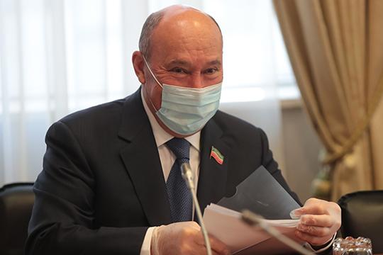 Марат Ахметов: «Наше желание — сделать работу этой комиссии деятельной и результативной»
