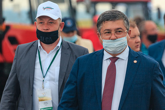 Прирос в доходах Михаил Афанасьев, совершивший в 2019 год марш-бросок из Лаишевского в Зеленодольский район РТ