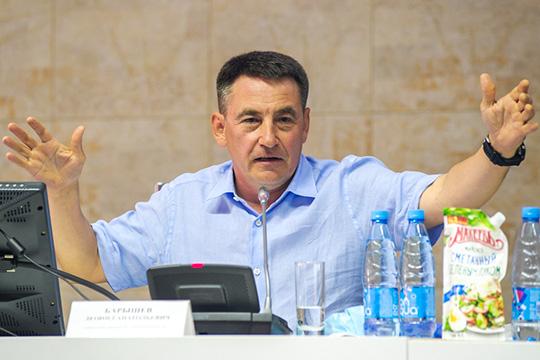 Леонид Барышевподвел итоги 2019 года ирассказал, как возглавляемая имкомпания «Эссен продакшн АГ» пережила волну кризиса, вызванного пандемией коронавируса