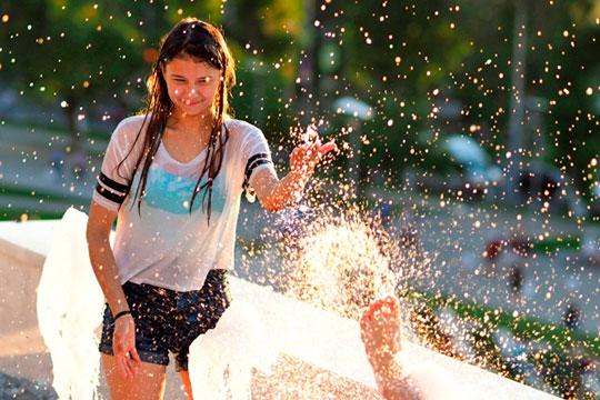 «Это является опасным метеорологическим явлением «сильная жара»: Татарстан ждет зной +37 °C