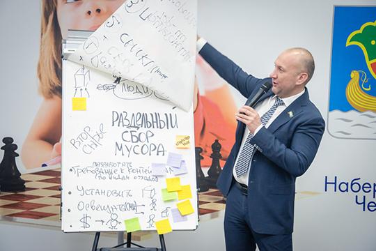 Претензии звучат не только из уст участников рынка, например, таких как депутата Госсовета РТ Николая Атласова (на фото), руководителя компании «СПП Проминдустрия», но и от властей