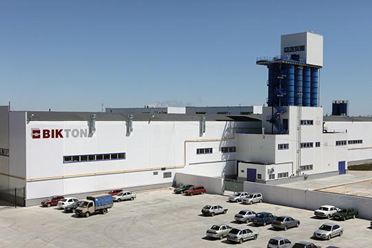 В понедельник «Биктон» был запущен в тестовом режиме. Производство планируется загружать постепенно: к концу года планируется выйти примерно на половину от проектной мощности