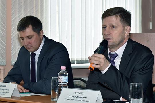 «С итогами голосования по поправкам в Конституцию РФ задержание Фургала не связано. Здесь Фургал отработал от и до»