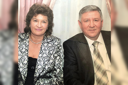 «И мама, и папа - «Заслуженные строители РТ»»
