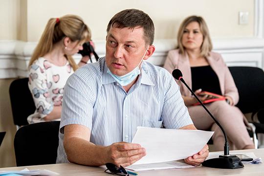 Ильяс Ганиев: «Раньше мы за вывоз мусора платили 125 тыс. рублей, сейчас почти в 10 раз увеличился вывоз мусора!»