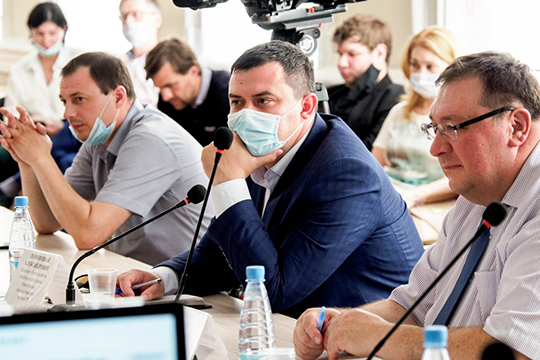 Иван Леонов: «Они говорят: вот нам открыли ТЦ, но людей нет, закройте нас обратно. Людей нет, нам начисляют арендную плату»