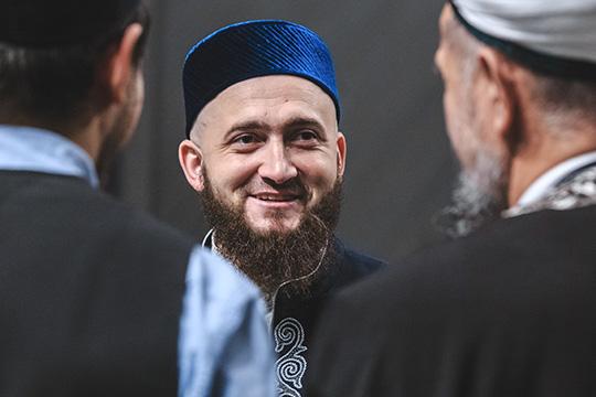Дамир Мухетдинов: «Почему-то Камилю Самигуллину (на фото) нужно было об этом довести самой широкой общественности»