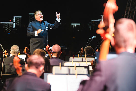 Художественный руководитель и главный дирижер Государственного симфонического оркестра РТ Александр Сладковский в прошлом году заработал 45,2 млн рублей