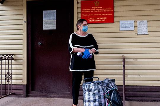 Как выяснил «БИЗНЕС Online», вышедшая на свободу по УДО на прошлой неделе экс-банкир и промышленник Евгения Даутова чуть было не столкнулась с арестом своего имущества