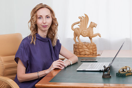 Чулпан Ильдарханова: «Татарстан по всем ключевым показателям — рождаемости, смертности — находится на лидирующих позициях по ПФО»
