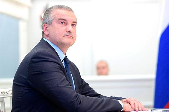 «Сергей Аксенов (на фото) достаточно умный. И даже Горный говорит в своем интервью, что он из-за окружения потерял с ними определенный контакт»