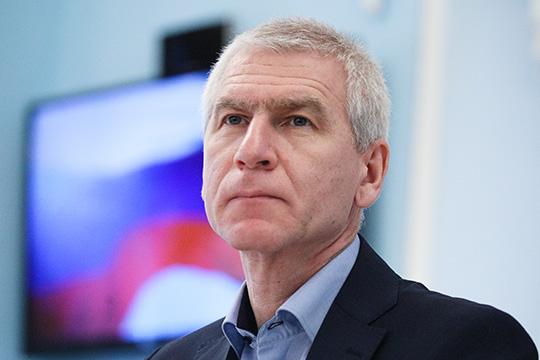 Олег Матыцин:«Это яркий пример того, насколько Россия всложных условиях может организовать мультиспортивные международные соревнования, это пример преодоления пандемии»