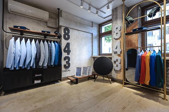Одна изцелей нашего сотрудничества с«АкБарсом»— привить культуру ношения деловой одежды вповседневную жизнь