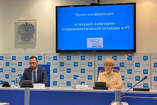 Татарстан мало-помалу готовится к третьему этапу снятия ограничений. Об этом стало известно сегодня во время очередного брифинга Владимира Жаворонкова и Любови Авдониной