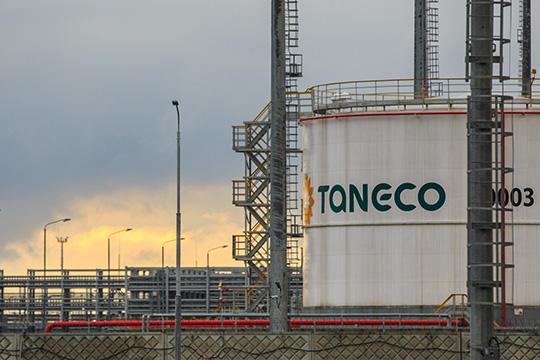 Производство нефтепродуктов на«ТАНЕКО» выросло на38% или дорекордных 2985тыс. тонн