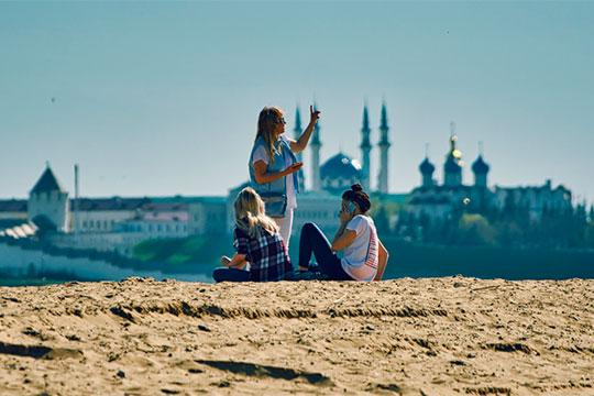 По словам завкафедры метеорологии КФУ Юрия Переведенцева, в июле в Татарстане наблюдается ярко выраженный тренд на повышение температуры воздуха