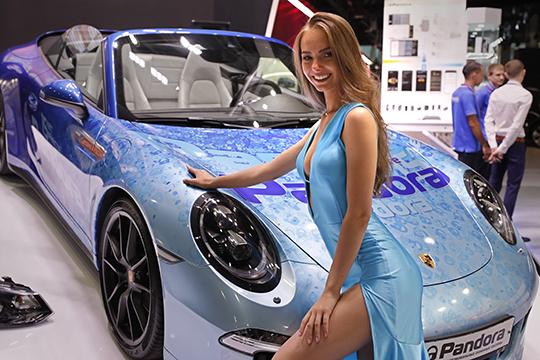 Любимец местной публики Porsche занял счастливое 7-е место внашем рейтинге. Всего татарстанцы купили 1552 авто этой марки, аеедоля вреспубликанском парке выросла на0,7 п.п. до2,9%