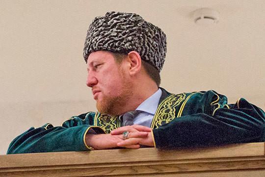 Имам одноименной мечети Илдара Баязитова