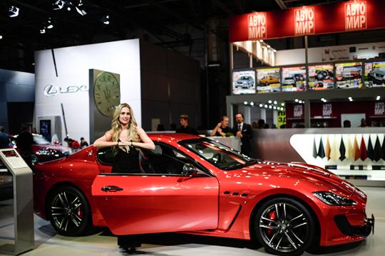 Натри единицы загод ина10 авто запять лет до16 увеличилось представительство Maserati внашей республике